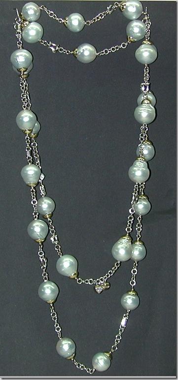 Pearl-String
