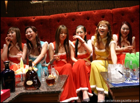 Macau KTV and women