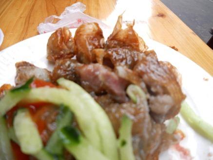 Scene: Gu Lang Yu (Food Edition) - Ngor Hiang