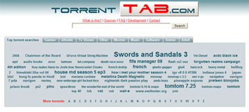 google torrent search with toorenttab