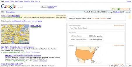 ney york population wolfram google