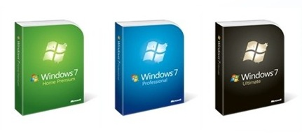 win7 all version ultimate