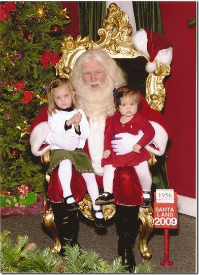 Santa - Dec 2009