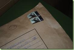 brev på posten