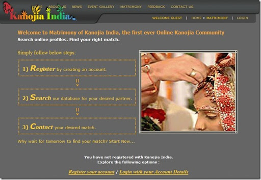 KanojiaIndiaWebsite