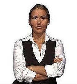 Joan, un avatar con intelixencia artificial