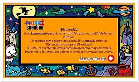 Bienvenid@ a Armacuentos