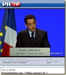 avidéo Plan cancer II