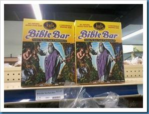 biblebars