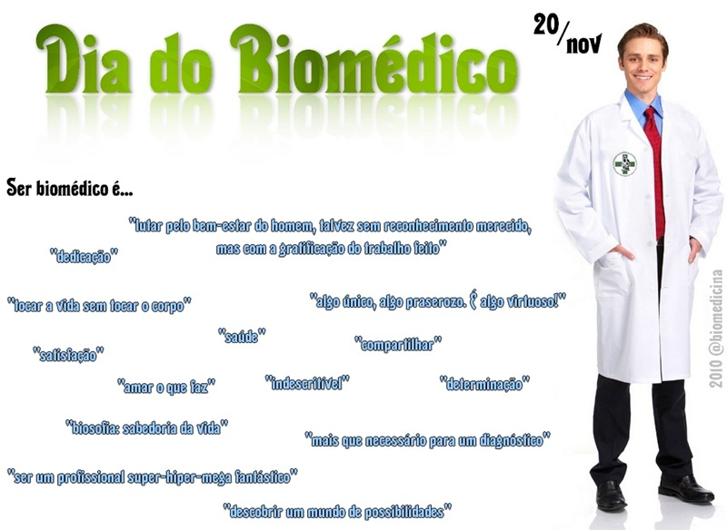 Dia do biomédico 2010