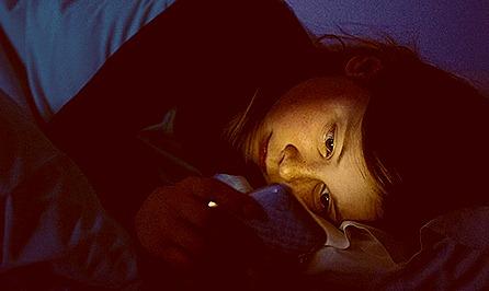 dormir celulares