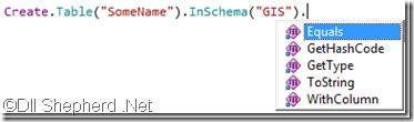 FluentMigrator-framework-create-table-in-schema