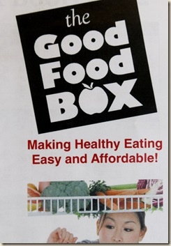 53-Good Food Box
