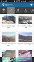 Screenshot of OnTheSnow Ski & Snow Report