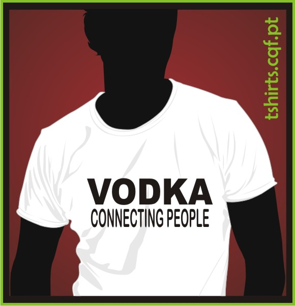 Prendas Personalizadas Na Hora Vodka Connecting People