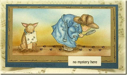 SC271 No Mystery
