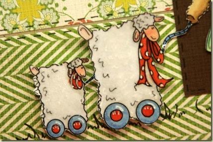 SC275 sheep
