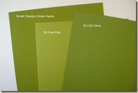 Green Apple CS Compare