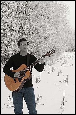treeline color jeans guitar