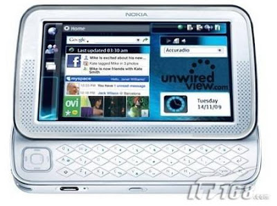Nokia Sparrow