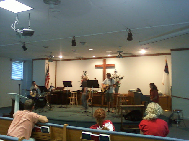 Our Worship Service