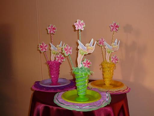 centros de mesa para fiestas infantiles. -tarjetas-para-pintar-