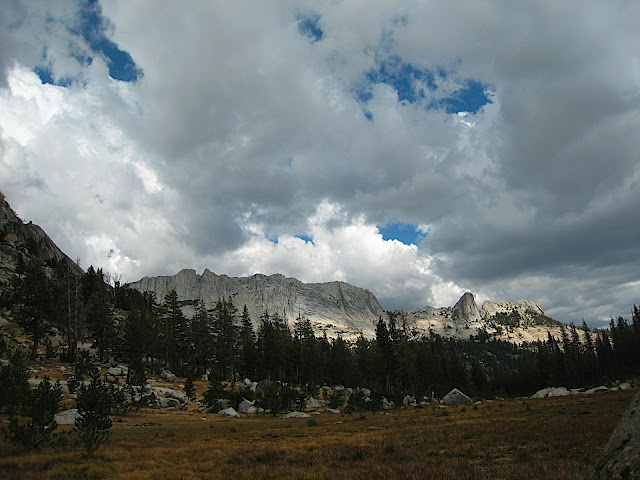Matthes Crest from basecamp