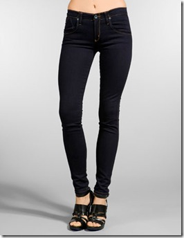 Nobody Rebel Denim Leggings 1