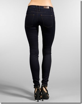 Nobody Rebel Denim Leggings 2