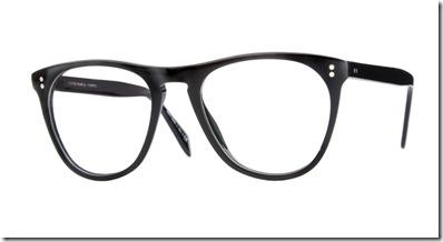 Oliver People Pierson Wayfarer sunglasses