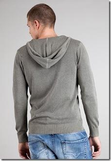 DIESEL K-Pend Grey Pullover 2