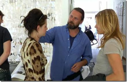 Dolce & Gabbana Fall 2010 outtake