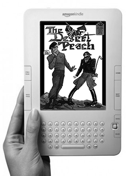 Kindle Robot Comics Screensaver