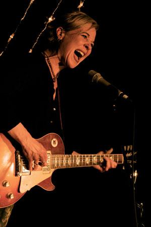 Kristin Hersh. Photo: Frances Ross