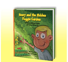 Henri and the Hidden Veggie Garden by Henri Goldsmann