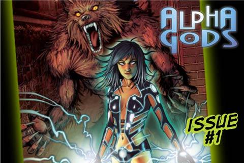 Alpha Gods #1