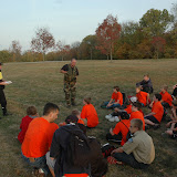 Carmel Boy Scouts Boy Scouts of Troop 132 at Cool Creek Park