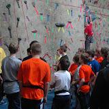 Carmel Boy Scouts Climb Time Indy Lockin