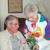 Grandma & Grandpa Arrive