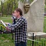 Сергей Жадан читает отрывок из прозы Хвылевого