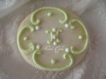 galleta decorada