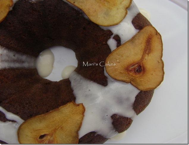 Bizcocho de pera (2)