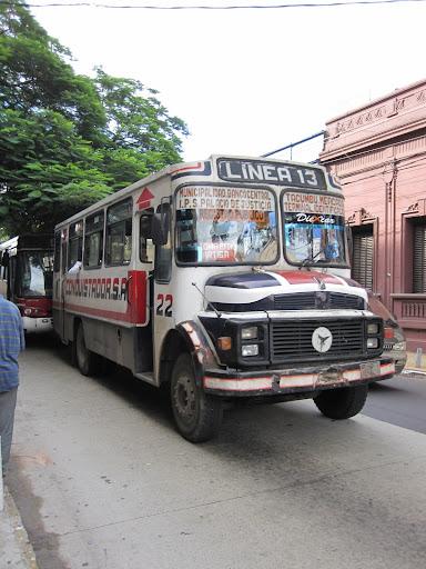 bus protocol driving school