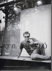 1989 o artista galeria Dau al Set