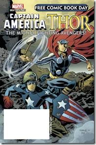 Cap Thor FCBD