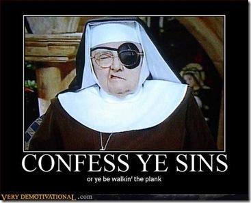 nun confession