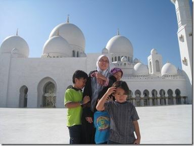 syeikh Zayed masjid
