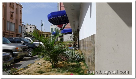 Tulip Inn, Taif