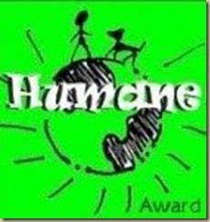 Humane Award 2