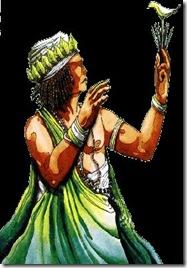 Cantigas de Ossain, Osae, baixe cantigas Xire, Candomble, Ketu